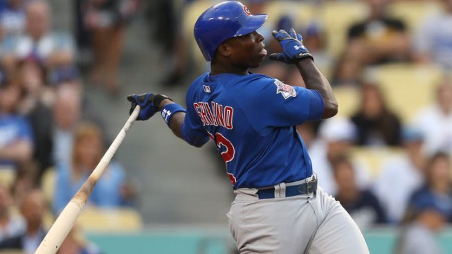 Cubs' Soriano Says He's Open to Offseason Trade