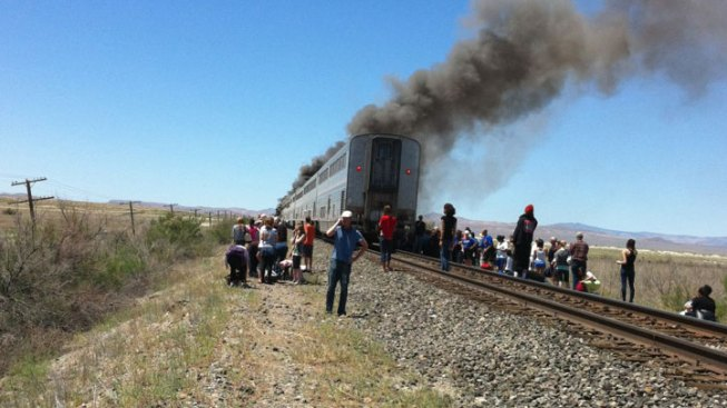 Five Still Missing In Reno Amtrak Crash
