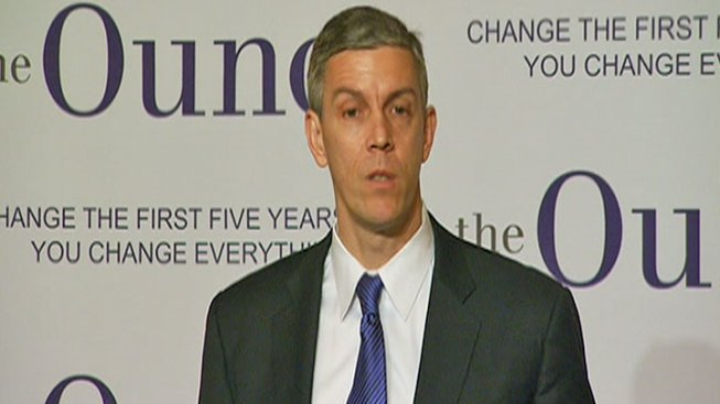 Former Schools CEO Duncan to Visit Chicago