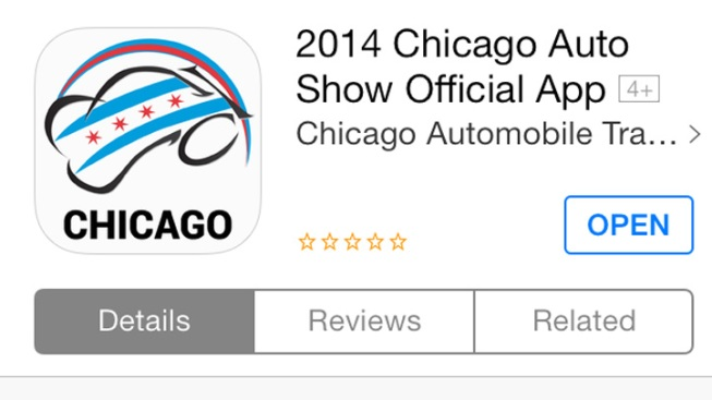 Chicago Auto Show Launches App NBC Chicago - Car show app