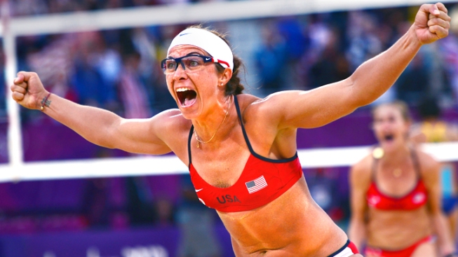 Olympic Viewing Guide: All-American Battle on the Beach