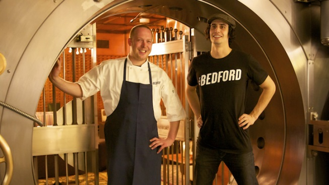 Historic Bank Transforms into 'The Bedford'