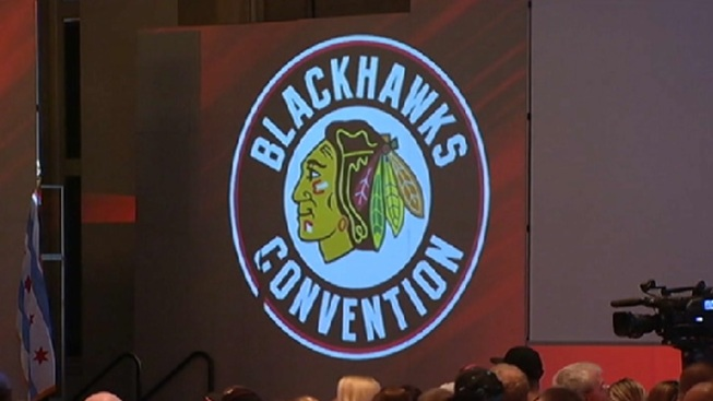 Blackhawks Convention Passes Go On Sale Monday Morning