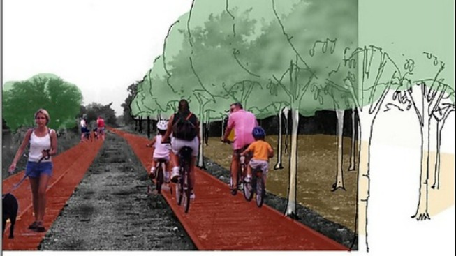 Funds Secured to Construct Northwest Side Bloomingdale Trail