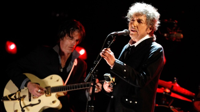 Bob Dylan Voted Into Elite Arts Academy