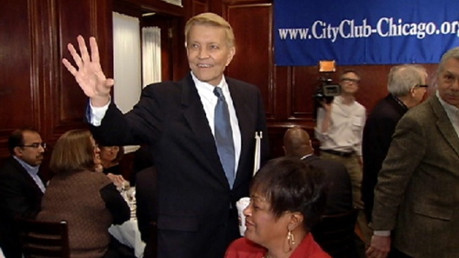 Former Mayoral Candidate Bob Fioretti Runs for State Senate Seat