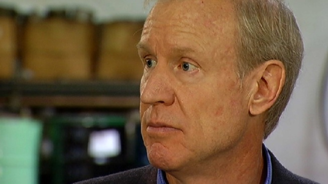 Rauner May Rent While Executive Mansion is Repaired