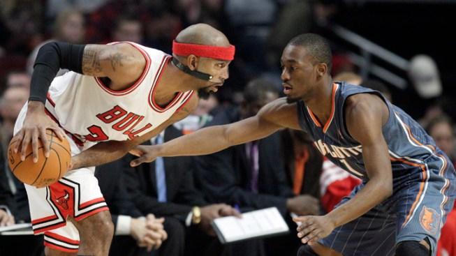 Bulls Beat Bobcats sans Rose and Noah