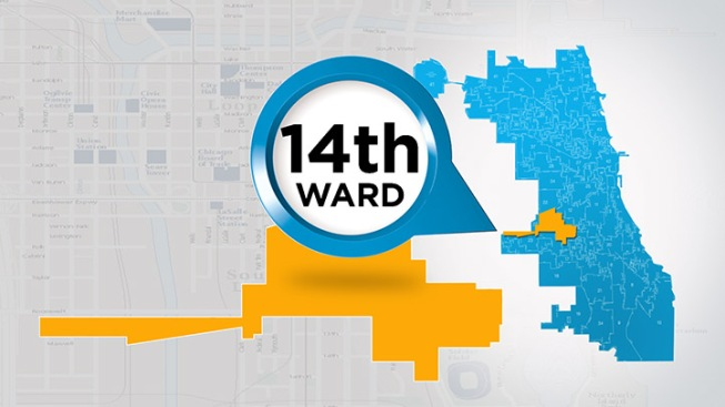 Get to Know Your Ward: 14th Ward   NBC Chicago