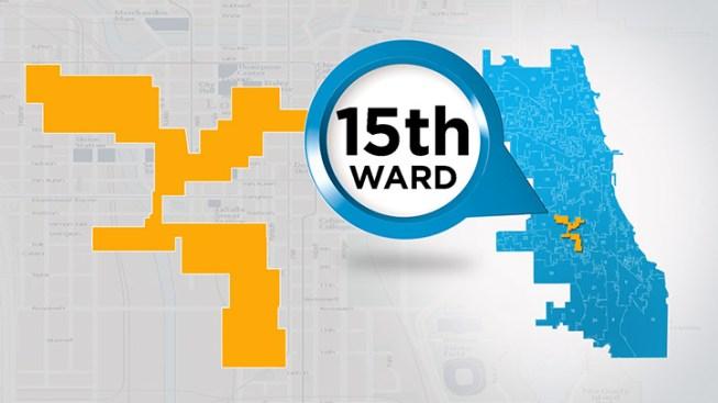 Aldermanic Runoff: 15th Ward