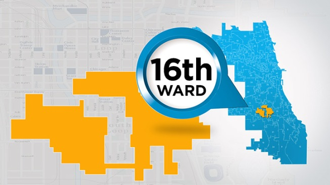 Aldermanic Runoff: 16th Ward