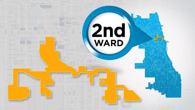 Aldermanic Runoff: 2nd Ward