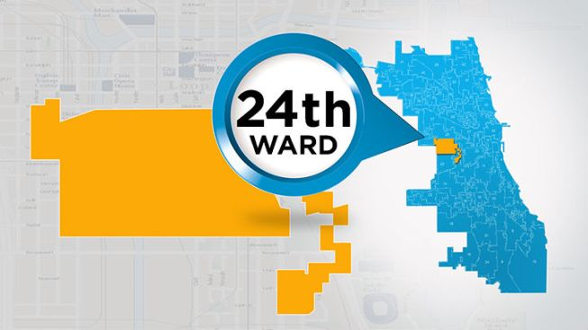 Aldermanic Runoff: 24th Ward