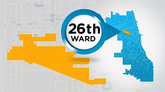 Get to Know Your Ward: 26th Ward   NBC Chicago