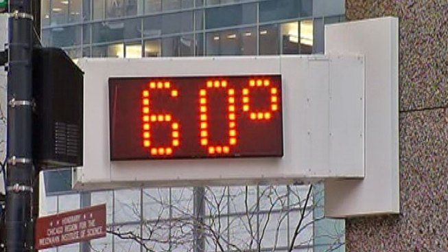 Chicago Falls Short of Breaking All-Time Weather Record
