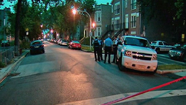 Mother Shot, Killed in Front of Kids on South Side