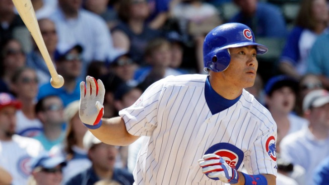Cubs Trade Fukudome to Cleveland