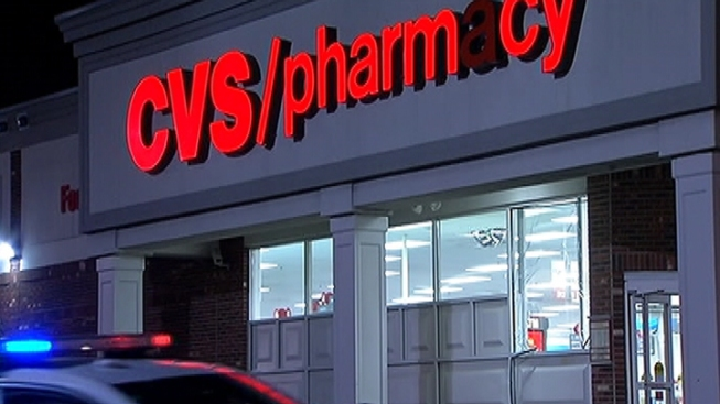 Robbers Targeting CVS Stores