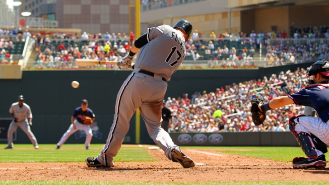 Peavy Pitches White Sox Over Twins