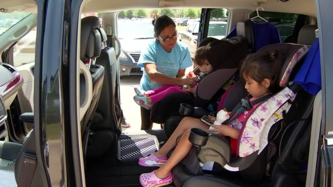 Car Seat Check This Weekend