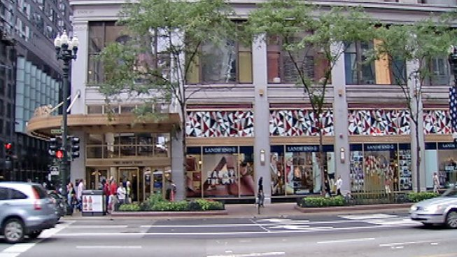 Girl Injured in Fall at Loop Department Store