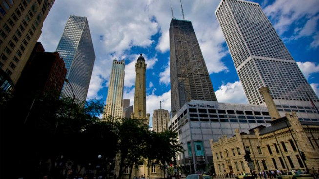 Mob Attacks Man on Magnificent Mile