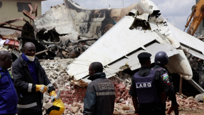 Lawsuit Filed in Chicago over Nigerian Plane Crash
