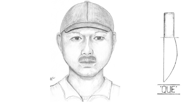 Sketch Released of Man Who Assaulted Boy in Bathroom