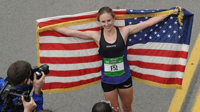 2014 Elite Female Runners: Clara Santucci