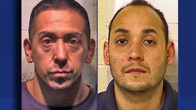 Officers Held on $500K Bond for Sex Assault