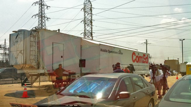 ComEd Inaugurates Mobile Command Center for Outage Response