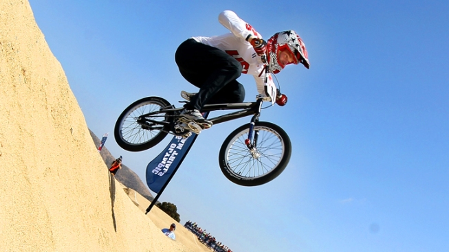 Fields Earns Olympic Berth at US Men's BMX Trials
