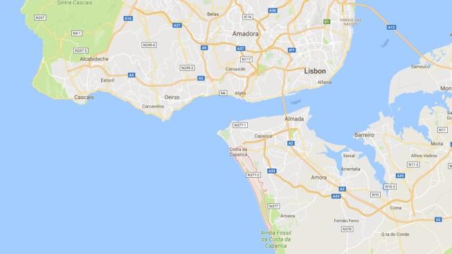 Small Plane Kills 2 in Crash-Landing on Packed Portuguese Beach