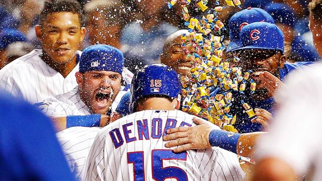 Chris Denorfia Makes History With Game-Winning Home Run