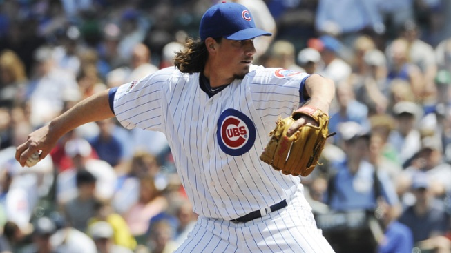 Samardzija Reportedly Turns Down 5-Year Contract from Cubs
