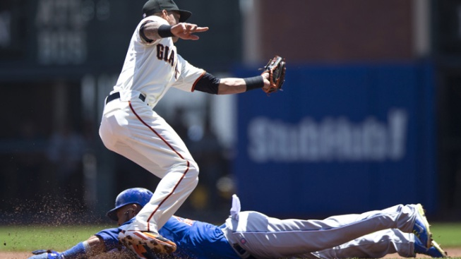 Cubs Scrape Together 2 Hits In Loss to Giants