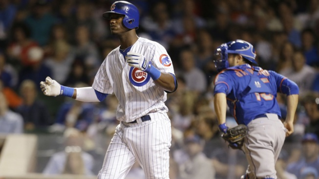 Cubs Beat Mets on Walk-Off Single