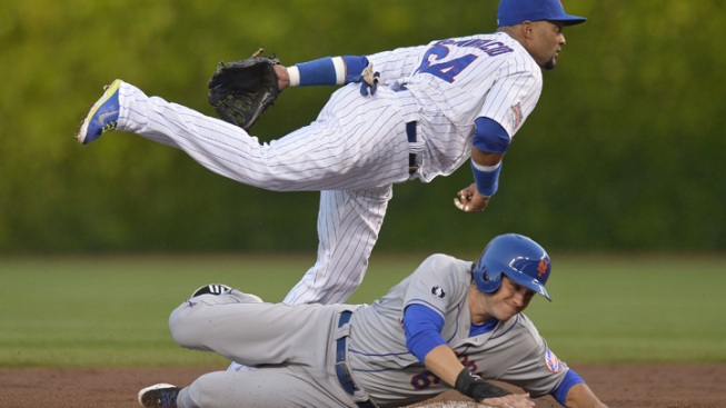 Castro Helps Cubs Grind Out Ugly 5-4 Win