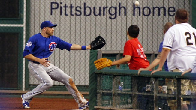 Pirates Top Cubs 6-2