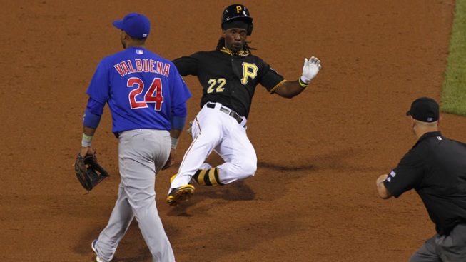 McCutcheon Stays Hot, Bucs Top Cubs