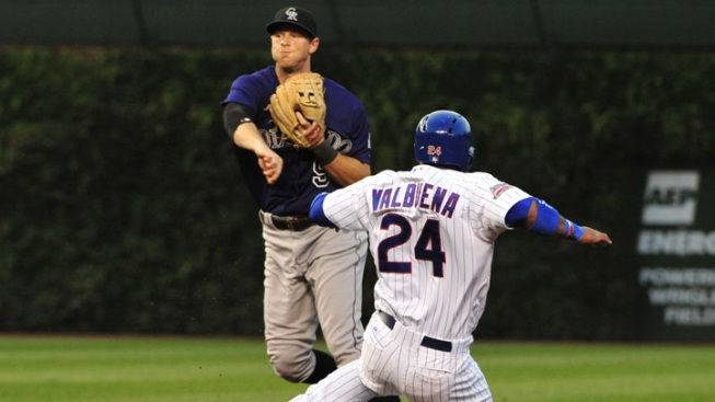 Cubs Go Into Extras Again, Lose in 10th