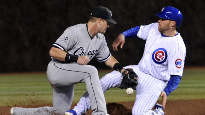 Crosstown Classic: Sox Beat Cubs in 12