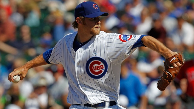 Cubs Lose Two Pitchers to DL