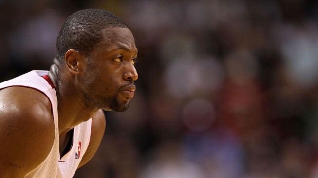 Dwyane Wade's Nephew Wounded in Store Shooting