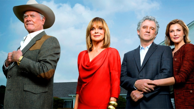 """Dallas"" to Resume Production Tuesday, Planning Proper Send-Off for Larry Hagman's Character"