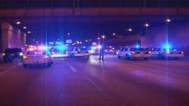 Deadly Crash on Dan Ryan Expressway