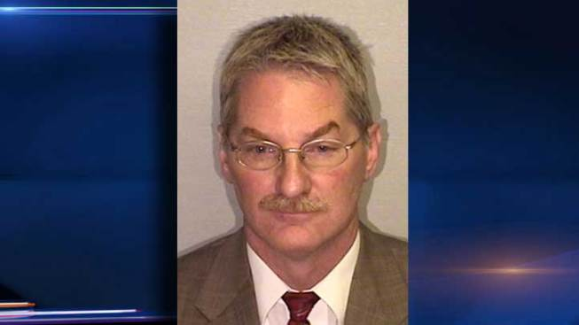 Former Lake County Judge Guilty of Resisting Arrest