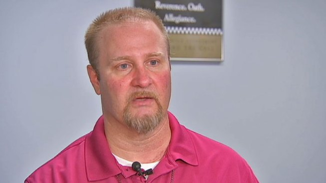 Wounded Officer Says Shooting Taught Him Power of Prayer