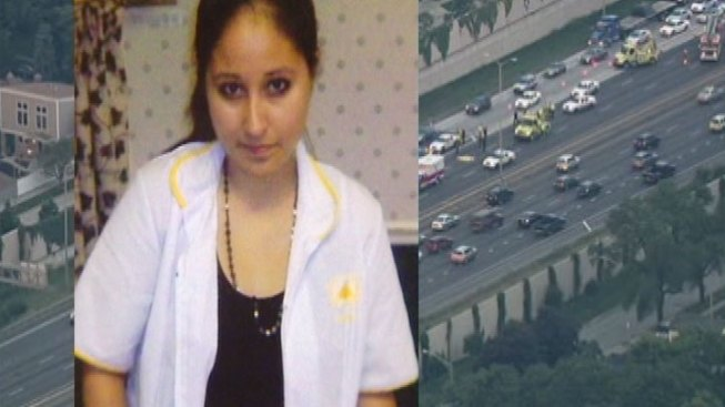 Family Sues Over Woman's I-290 Death