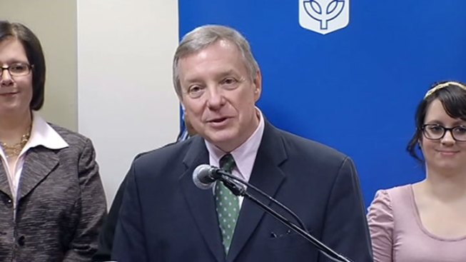 "Durbin Looking Forward to ""DREAM Relief Day"""